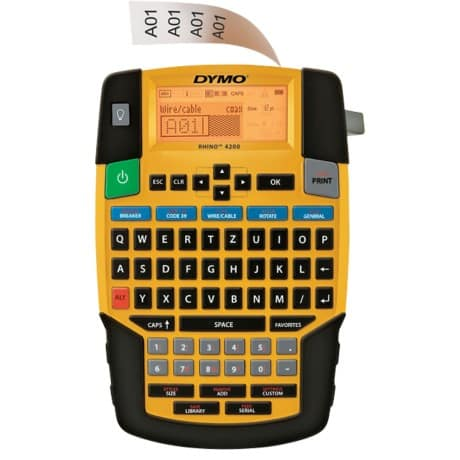 DYMO Industrial Label Printer Rhino 4200