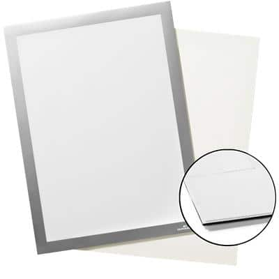 DURABLE Picture Frame Duraframe A4 Silver
