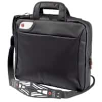 i-stay Slimline Laptop Bag is0102 15.6 Inch 38.5 x 6.5 x 31 cm Black