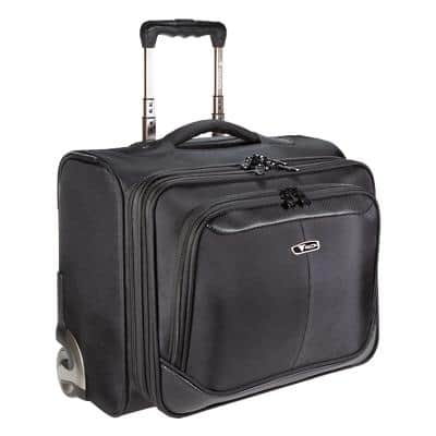 Falcon Travel Bag 15.6 Inch 38 x 24 x 38 cm Black