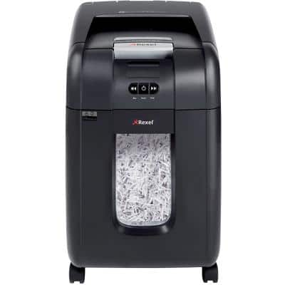 Rexel Auto+ 200X Cross-Cut Shredder Security Level P-4 220 Sheets