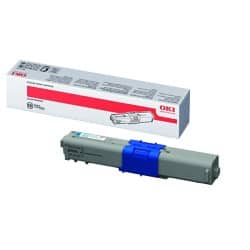 OKI 44469724 Original Toner Cartridge Cyan