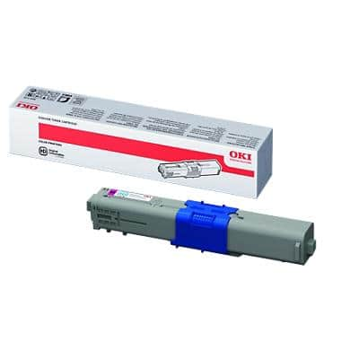 OKI 44469723 Original Toner Cartridge Magenta