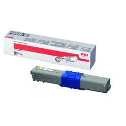 OKI 44469722 Original Toner Cartridge Yellow