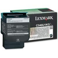 Lexmark C546U1KG Original Black Toner cartridge