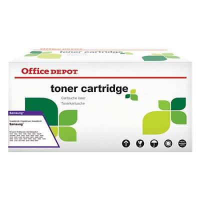 Compatible Office Depot Samsung CLT-K4072S Toner Cartridge Black
