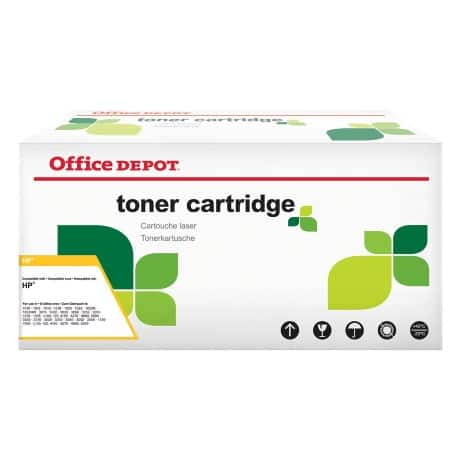 Office Depot Compatible HP 824A Toner Cartridge 6034995 Yellow