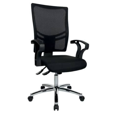 WorkPro Office Chair Sydney synchro tilt Black
