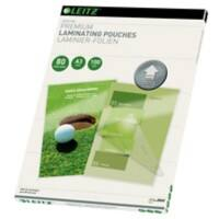 Leitz Laminating Pouches Glossy 2 x 80 (160 Micron) A3 Pack of 100