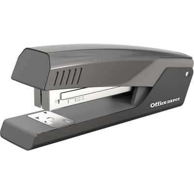Office Depot Stapler 20 Sheets Grey