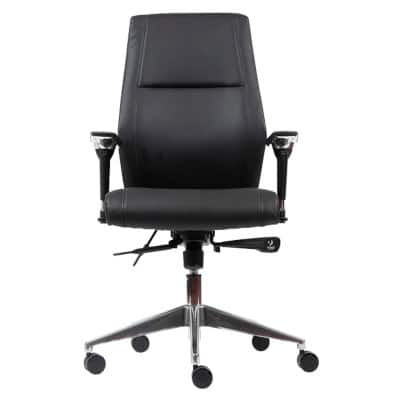 WorkPro Office Chair London Synchro Tilt Black