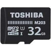 Toshiba Micro SD Card M203 32 GB