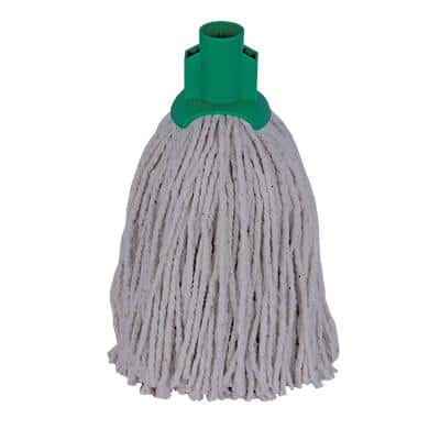 Robert Scott Mop Head Green Polyester Yarn