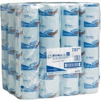 WYPALL Wiping Paper Airflex L20 1 Ply 12 Rolls of 140 Sheets