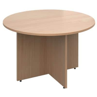 Radial Conference Table Circular 1,200 mm x 725 mm