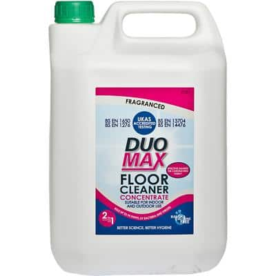 DuoMax Floor and Carpet Cleaner Fragranced 5L