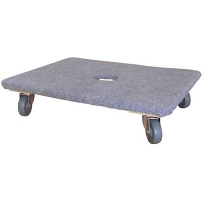 Slingsby Mounted Plywood Dolly Covered With Carpet 760 x 460