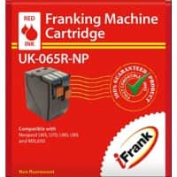 iFrank Franking Machine Ink Cartridge 10180-800 Red