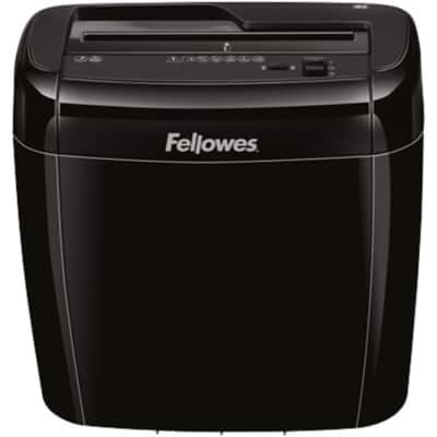Fellowes 36C Cross Cut Shredder 6 Sheets 12 Litre Bin Security Level P-4
