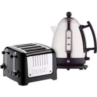 Dualit Kettle and Toaster Dualit 28 x 31 x 20 cm Black, Silver