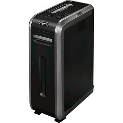 Fellowes Powershred 125Ci Cross-Cut Shredder Security Level P-4 20 Sheets
