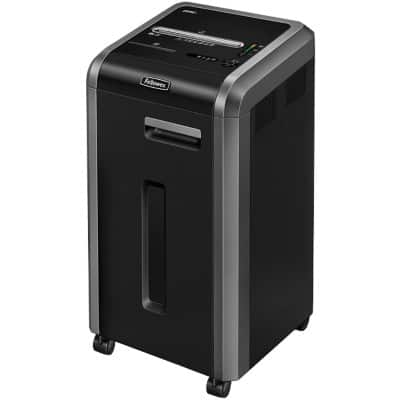 Fellowes Shredder 225CI Cross Cut 60 L