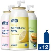 Tork A1 Air Freshener Refill 75ml 12 Pieces