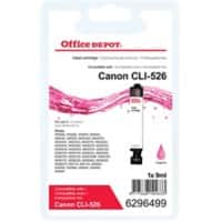 Office Depot Compatible Canon CLI-526M Ink Cartridge Magenta