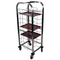 Craven Tray Clearing Trolley 10 Levels (10 Trays)