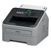 Brother 2940 Laser Fax Machine Black, Grey