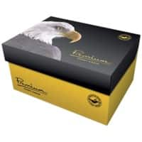 Blake Envelopes 140gsm Cream Manilla Plain Peel and Seal 100 Pieces