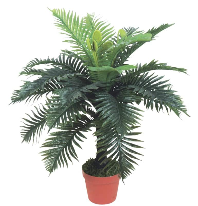 Artificial Plant Fern Green