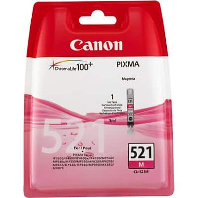 Canon CL-521 Original Ink Cartridge Magenta