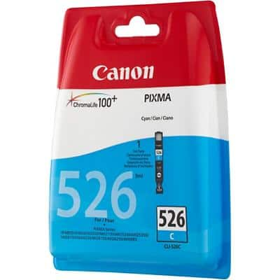 Canon CLI-526C Original Ink Cartridge Cyan