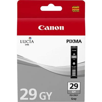 Canon PGI-29GY Original Ink Cartridge Grey
