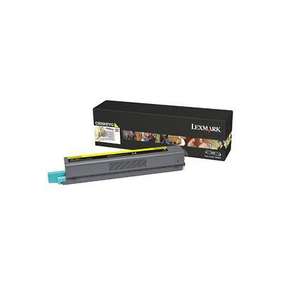 Lexmark C925H2YG Original Toner Cartridge Yellow