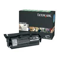 Lexmark X651H04E Original Toner Cartridge Black