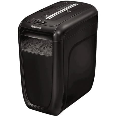 Fellowes Shredder 60Cs cross cut 22 l