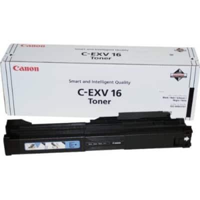 Canon C-EXV16 Original Toner Cartridge Black