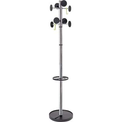 Alba Coat Stand PMSTAN3 CH 48 x 350 x 1750mm Chrome