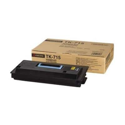 Kyocera TK-715 Original Toner Cartridge Black