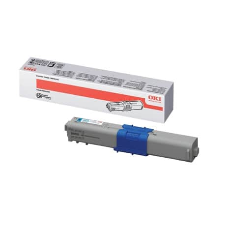 OKI 44469706 Original Toner Cartridge Cyan