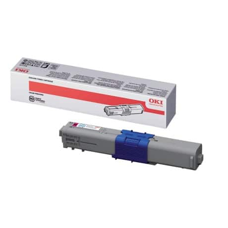 OKI 44469705 Original Toner Cartridge Magenta