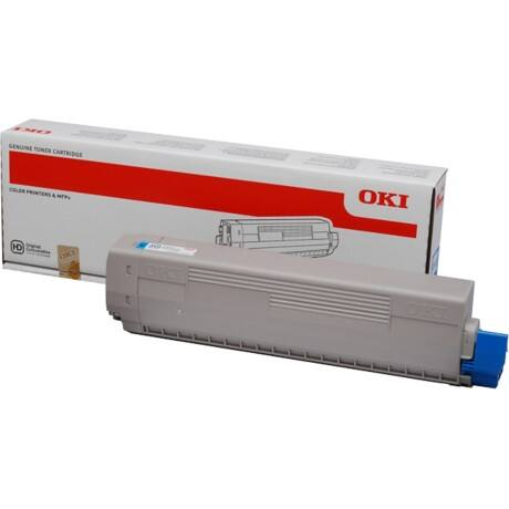 OKI 44844615 Original Toner Cartridge Cyan