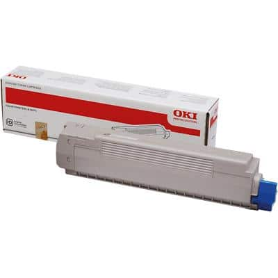OKI 44059168 Original Toner Cartridge Black