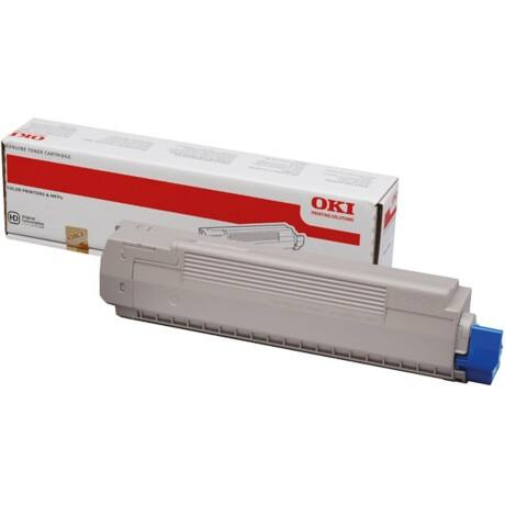 OKI 44059167 Original Toner Cartridge Cyan