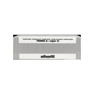 Olivetti B0401 Original Toner Cartridge Black