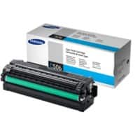 Samsung CLT-C506S Original Toner Cartridge Cyan