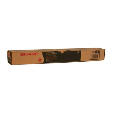 Sharp MX-27GTBA Original Toner Cartridge Black