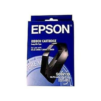 Epson Ribbon C13S015139 19 x 11.6 x 12 cm Black